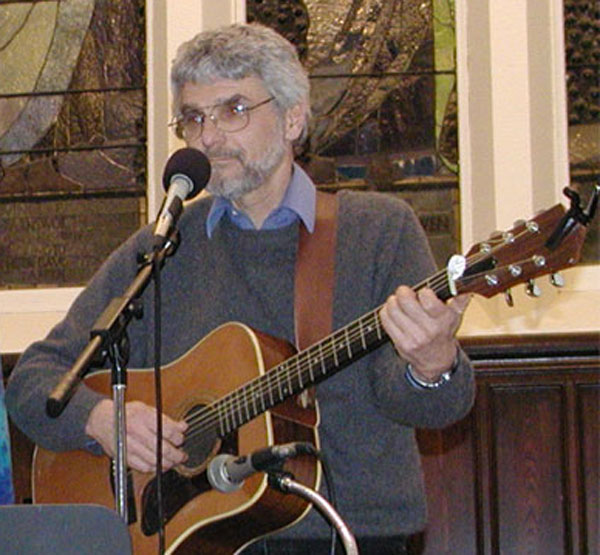Verne McArthur will join June 1 Song & Story Swap in Amherst